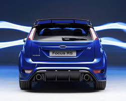 2016 Ford Focus RS: new details revealed