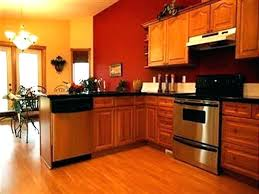 kitchen color ideas with oak cabinets best kitchen paint colors with oak cabinets kitchen painting ideas