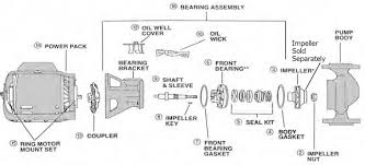 bell and gossett series hv in line booster pumps for heating cooling bell gossett series 2 hv exploded view