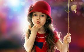 Cute Little Girl Wallpapers - Top Free ...