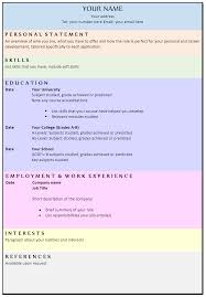 Examples Of Hobbies And Interests For Job Application Your First Cv Career Insights