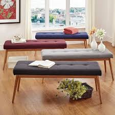 creative of dining room upholstered bench with best 25 upholstered dining bench ideas on dining