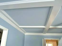 how to paint wall edges ceiling installation and painting wood own molding white without tape frog
