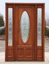nice front doorsWooden Mahogany Front Door  Mahogany Front Door in Nice Looks