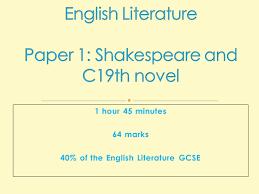 aqa literature paper macbeth extract to essay sample questions  new aqa gcse english literature paper 1 shakespeare macbeth