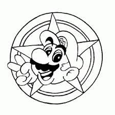 Super Mario Bros Kleurplaten Leuk Voor Kids Mario Kleurplaten
