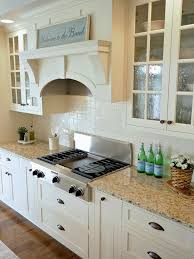 Kitchen Cabinet Painting Contractors Classy Ivory Kitchen Cabinet Paint Color And Backsplash The Sherwin