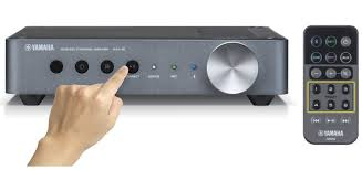 yamaha wxa 50. the wxa-50 also comes with an ultra-slim remote offering six presets, so you can quickly access your favorite internet radio stations even when yamaha wxa 50