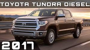 2017 Toyota Tundra Diesel - Auto Car Update