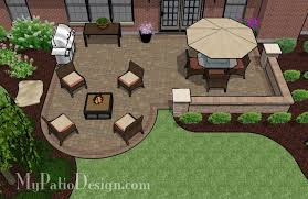 Small Picture 525 sq ft of colorful pavers and tumbled patio block together