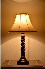 table lamp. Simple Table AADHYA CREATIONS Wooden Table Lamp Rope Style Size 254 X 345 Cm Throughout C