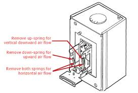 honeywell s688a1007 sail switch spdt Sail Switch Wiring Diagram sail switch activation parts in reponse to airflow from the system fan sail switch wiring diagram