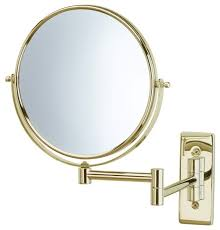 ablaze magnifying mirrors