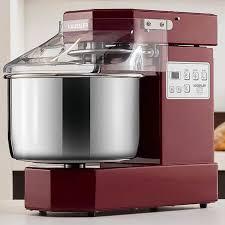 haussler alpha spiral dough mixer red