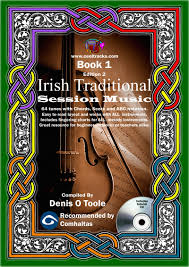 Traditional Irish Music Charts Irish Traditional Session Music Book 1 The Irish Music