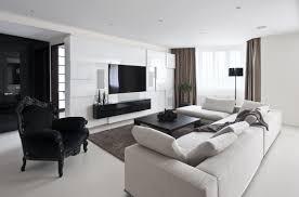 White Walls Living Room Decor Apartment Stunning Modern Interior Design Ideas For Apartments