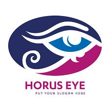 Vector Horus Eye logo Illustration Template for Free Download on Pngtree