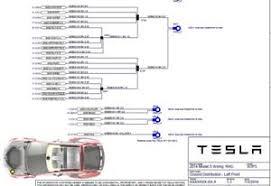 tesla model s service & repair manual & wiring diagram manuals tesla wiring diagram for 14-50 outlet at Tesla Wiring Diagram