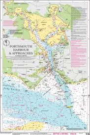 Portsmouth Tide Chart 2018 Y35 Portsmouth Harbour And Approaches Imray Chart