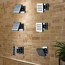 <b>1 Piece</b> Massage Jets <b>Modern</b> Shower Body Sprayer Bathroom <b>Wall</b> ...