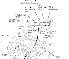 1999 acura rl engine diagram 1999 wiring diagrams online