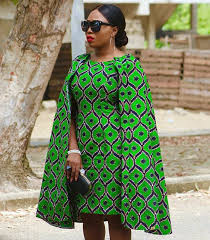Cape Dress Pattern