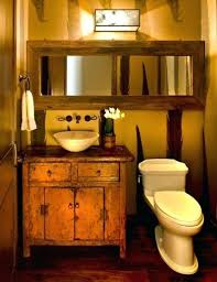 rustic half bathroom ideas. Rustic Small Half Bathroom Ideas For Bathrooms  Modern Design M