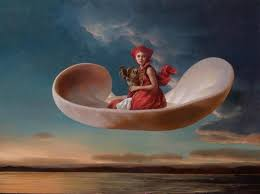 Surreal Paintings Mexico A Surrealist Country Fusion