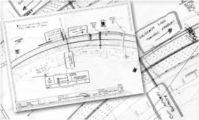 vicroads road schematics southern link original drawings