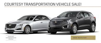courtesy transportation vehicles
