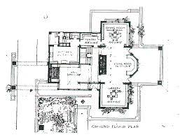 Frank Lloyd Wright Floor Plans  Home Planning Ideas 2017Frank Lloyd Wright Floor Plan