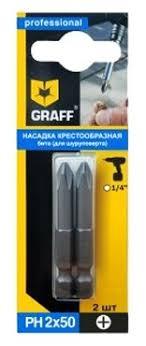 <b>Набор бит GRAFF</b> GBPH0250 — купить по выгодной цене на ...