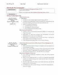 Wordpad Resume Templates Examples Free Resume Template Word New
