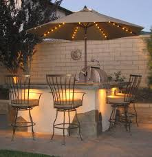 light up your night with patio umbrella lights