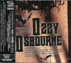 Ranking every ozzy osbourne solo album. The World S Greatest Tribute To Ozzy Osbourne 2008 Cd Discogs