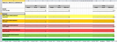 The Diy Personal Income Expenses Tracker