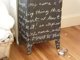 furniture painting ideasChalkboard Paint for Dressers Modern Furniture Painting and