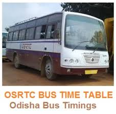 Odisha Bus Fare Chart Odisha Orissa Bus Timings Time Table Fares Bus Route