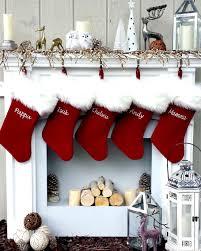 red velvet christmas stockings.  Red 19 Intended Red Velvet Christmas Stockings