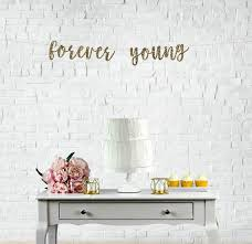Forever Young Wigs Color Chart Forever Young Banner Birthday Banner Happy Birthday Banner 50th Birthday Old Af Birthday Party Decorations Glitter Banner Party