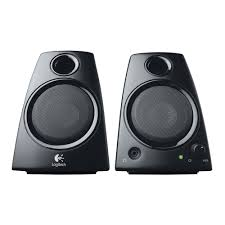 speakers in best buy. logitech z130 2.0 computer speakers - black : best buy canada in s