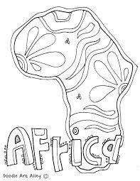Printable Safari Animals Showideeinfo