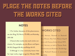 ways to do endnotes wikihow