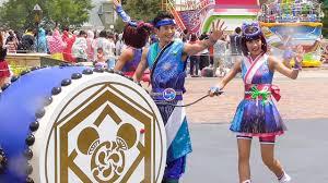 ディズニー夏祭り2017 燦水サマービート ダンサーさん中心 Youtube