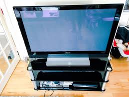 pioneer plasma tv. reduced to sell - pioneer plasma tv 42 inch pdp-4270xa + yamaha sound system tv a