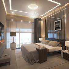 master bedroom with crystal chandelier room ideas for decora