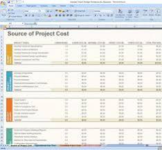 48 Best Excel Templates Images Home Budget Project Management