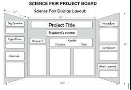 For Science Projects Board That Fake Science Fair Poster That Went