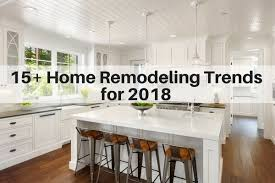 40 Home Trends That Will Make You Want To Remodel 40 New Home Improvement Remodeling