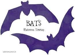 Bat Template Writing Paper Bats – Equityand.co